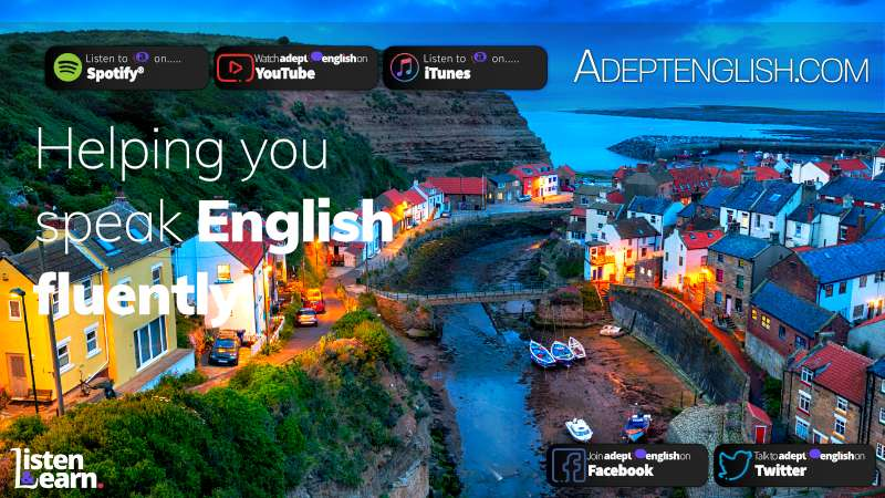 We are based in the UK, in and around London, our mission is to help English language students speak English fluently.