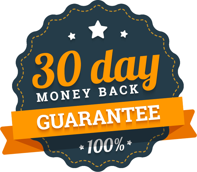 Adeptenglish offers a 30 day money backguarantee