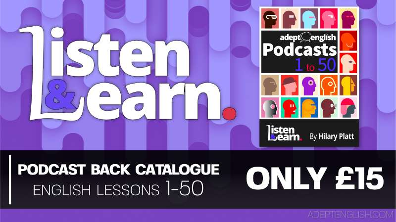 50 High Quality English Audio Lessons Designed To Help You With Your Spoken English