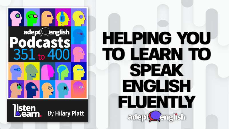 These English audio lessons are engaging and fun, and packed with English vocabulary and listening practice.