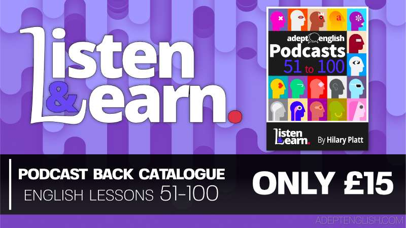 A quick and easy way to download hours of high quality English listening audio practice lessons.