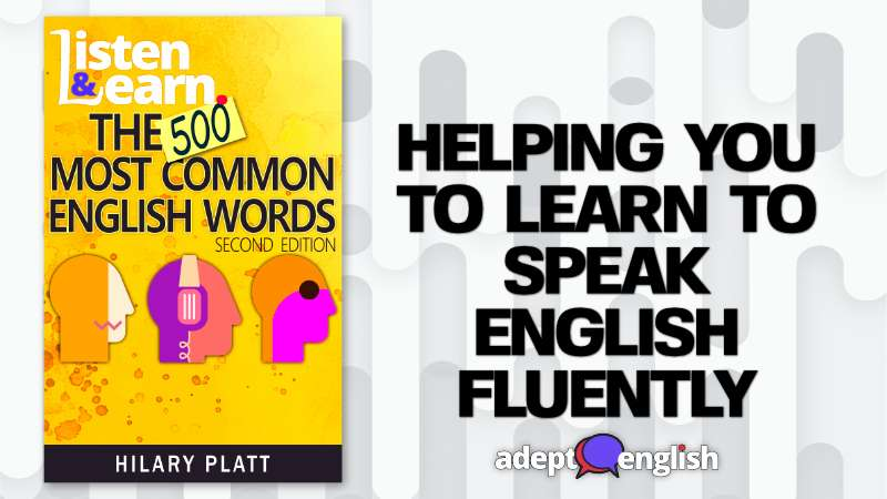 50 English audio lessons designed to help you speak English fluently.